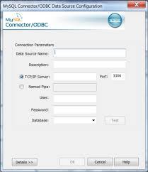 cara membuat koneksi database mysql menggunakan odbc mysql mysql connector odbc developer guide 5 3 1 configuring a