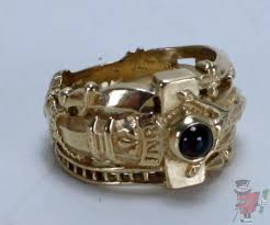 martin luther wedding ring early 19th century reproduction of katharina bora s wedding