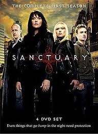 Seeking Saison 1 Wiki Sanctuary Season 1