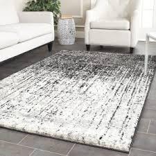 White Modern Rug Rugs Carpet Mid Century Modern Rug For Your Interior Design