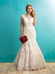 allure bridals style w364