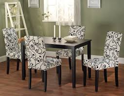 Fabric Dining Room Chairs Padded Dining Room Chairs Icifrost House