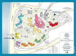 Genoa Italy Map by The Hospital Ospedale Pediatrico Gaslini Genova