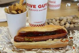 five guys hours best 2017