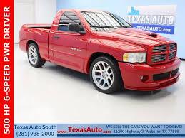 dodge srt8 truck for sale dodge ram 1500 srt 10 for sale carsforsale com