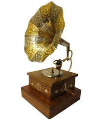 itos365 handmade vintage dummy gramophone only for home decor buy