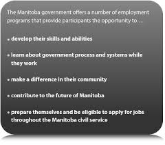 manitoba government job opportunities working for the manitoba