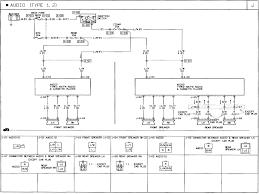 1991 mazda b2600i wiring diagram audio radio stereo speakers