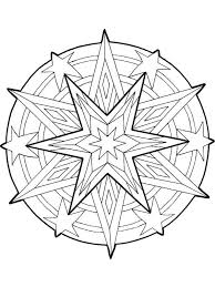 mandala ornaments coloring pages batch coloring