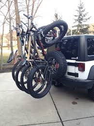 jeep bike kids north shore rack 1up shore racks 1up i run a north shore rack 4