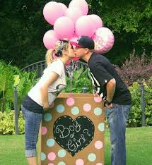 gender reveal balloons baby gender reveals sparky s and