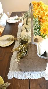 vintage thanksgiving table vintage nest