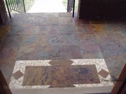 front porch tile design ideas