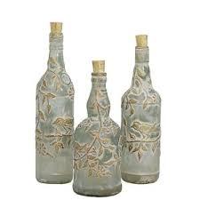 decorative bottles you ll wayfair