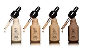 Serum Nyx the new nyx total drop foundation lets you decide your