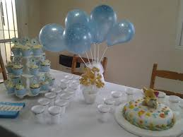 simple baby shower decorations home design