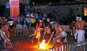 imagenes de rituales mayas copán prepara el 2012 con rituales mayas diario la prensa