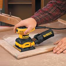 Orbital Floor Sander For Sale by Dewalt D26441 2 4 Amp 1 4 Sheet Palm Grip Sander With Cloth Dust