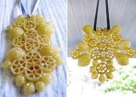 macaroni ornaments honest fare