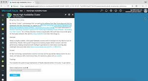 Azure Overview by How To Deploy Neo4j On Microsoft Azure A Step By Step Guide