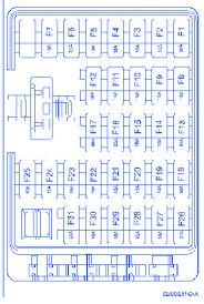 2002 hyundai santa fe v6 hyundai santa fe v6 2002 fuse box block circuit breaker diagram
