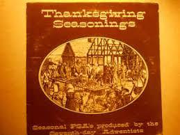 sunspot productions thanksgiving seasonings vinyl at discogs