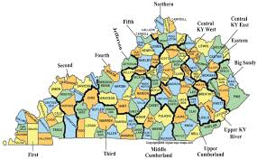 kentucky map bardstown find your krta district and local association