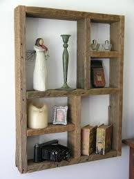 Barnwood Bookshelves by For The Wall Space Behind Left Speaker G Could Make This From