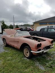 corvette project cars 1962 chevrolet corvette project car for sale photos technical