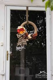 Wirecutter Best Pillow by Simple Diy Burlap Wreath With Fall Flowers