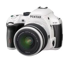 pentax k 50 the digital slr camera with a weather resistant