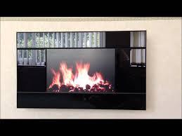 evoke electric fire youtube