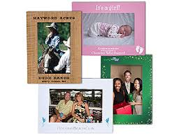 printed color easel frames for 4x6 single frames