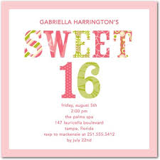 sweet sixteen invitation card 28 images sweet sixteen photo