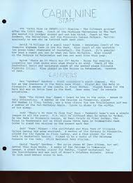 scarecrow writing paper 1986 warrior camp ojibwa history project warrior 1986016 jpg