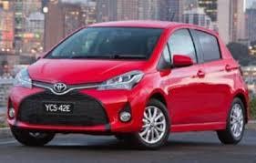 toyota yaris list price toyota yaris 2015 price specs carsguide