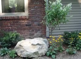 boulders for large landscape rocks homesfeed