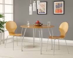 wood kitchen dining chairs you ll love wayfair bentwood round chair set of 2