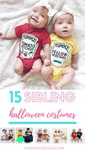 25 Sister Halloween Costumes Ideas 25 Sibling Halloween Costumes Ideas