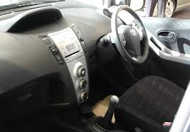 2014 Toyota Yaris Interior Toyota Yaris Interior And Cars Pictures Car
