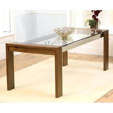 wood coffee table with glass top glass top table box frame coffee table glass glass table top