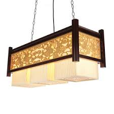 Rectangular Shade Chandelier Shinning Contemporary Crystal Chandeliers With Hardware Material
