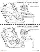 spread love valentine u0027s printables activities brightly
