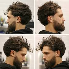 artist of hairstyle hairstyles for men with long hair 2018