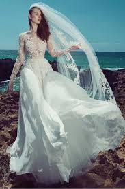 wedding dress korean 720p zuhair murad fall 2017 ready to wear collection vogue
