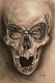 skulls tattoos and ideas and drawings