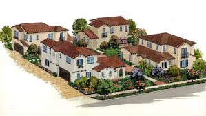Spanish Floor Plans Pera At Tree Farm New Homes In Santa Barbara Ca 93111