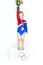 Piece Halloween Costumes Olympic Gymnast Halloween Costume Yessay