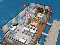 house 52 boat restaurant level 2 sims simsfreeplay