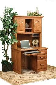Bush Cabot Corner Computer Desk Oak Computer Desk With Hutch Lovely Compact Remarkable Design